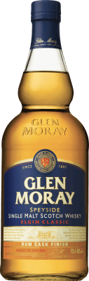 Glen Moray Rum cask finish copie