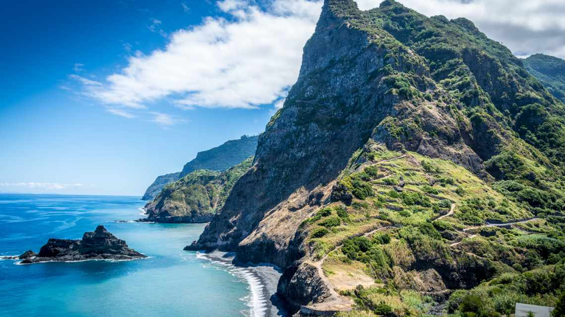 Magical Madeira island